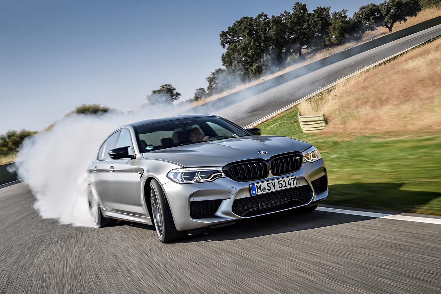 BMW M 5 Body Copy Jpg