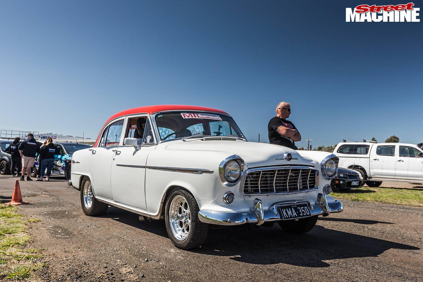 1956 FE Holden