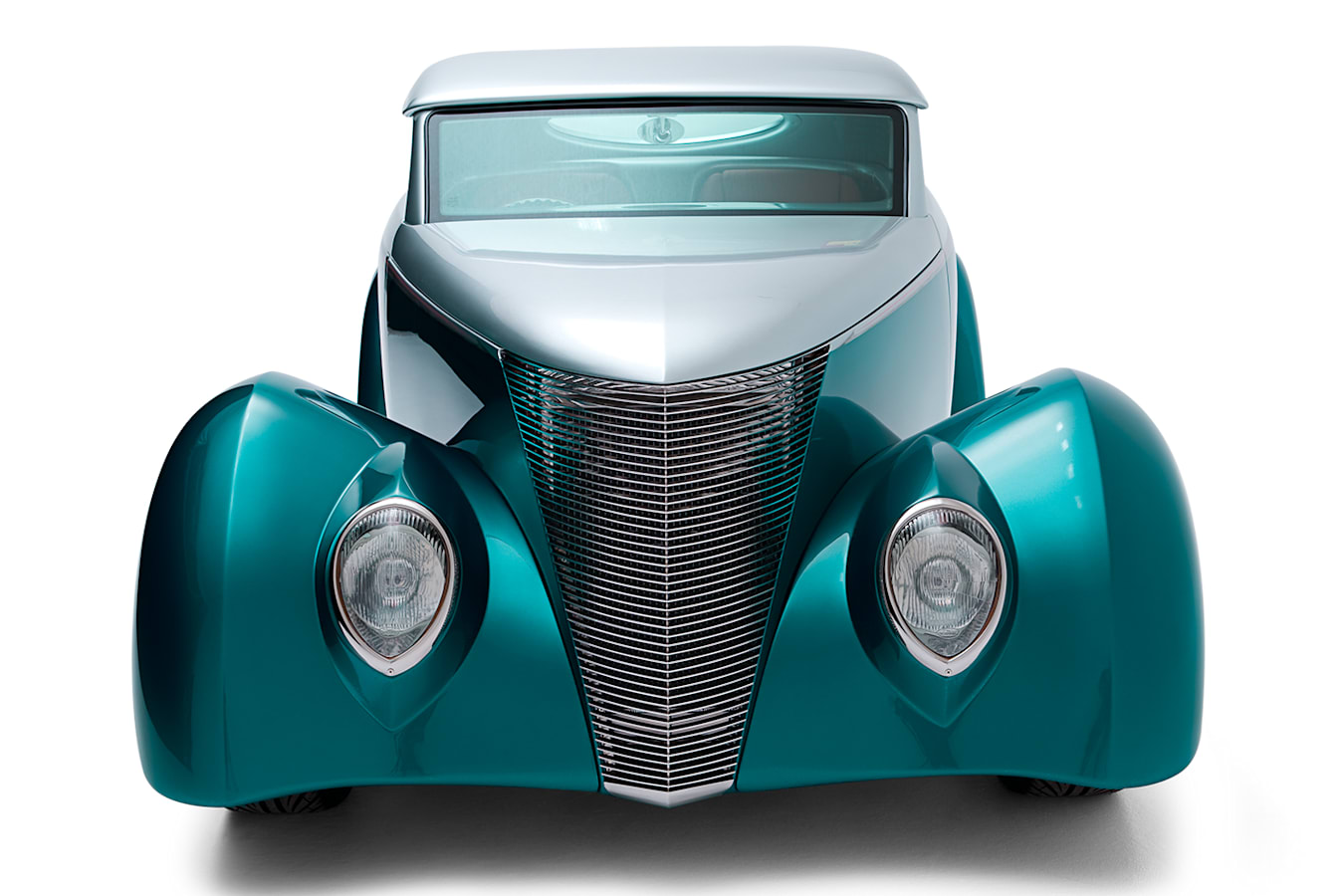 Ford Roadster front