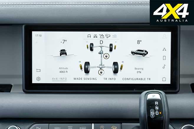 2020 Land Rover Defender Drive Mode Jpg