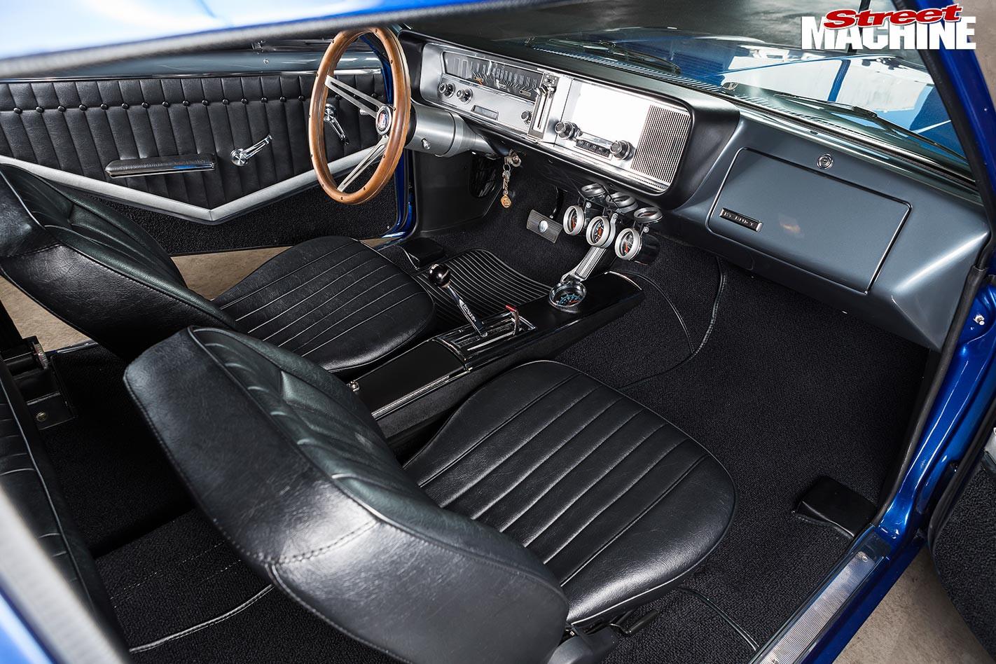 Buick Special interior