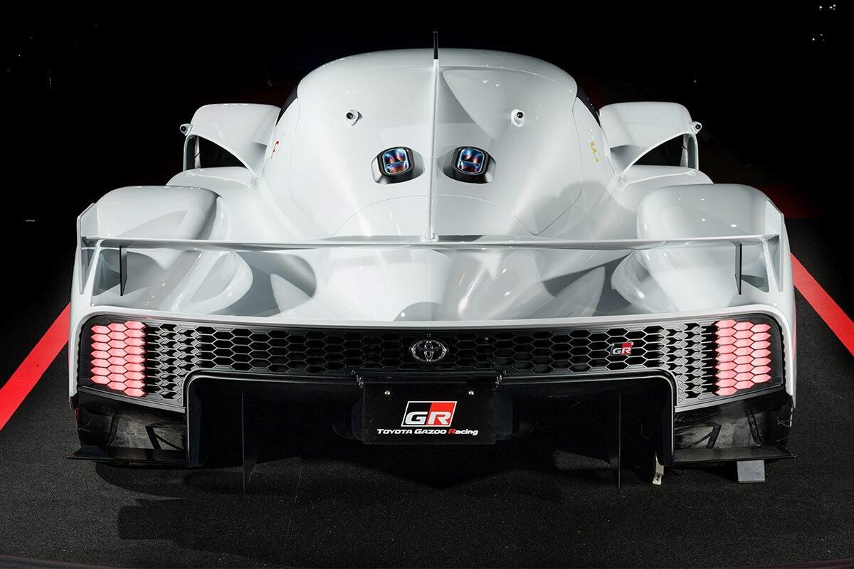 Toyota GR Super Sport With Body 283 29 Jpg