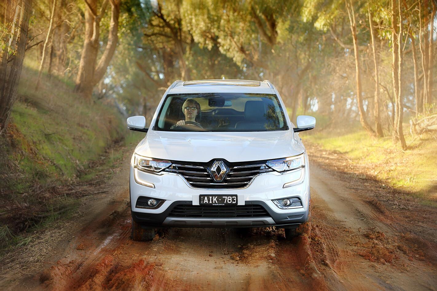 Renault Koleos Front Warp Speed Jpg