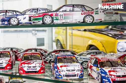 Holden Race Cars Models