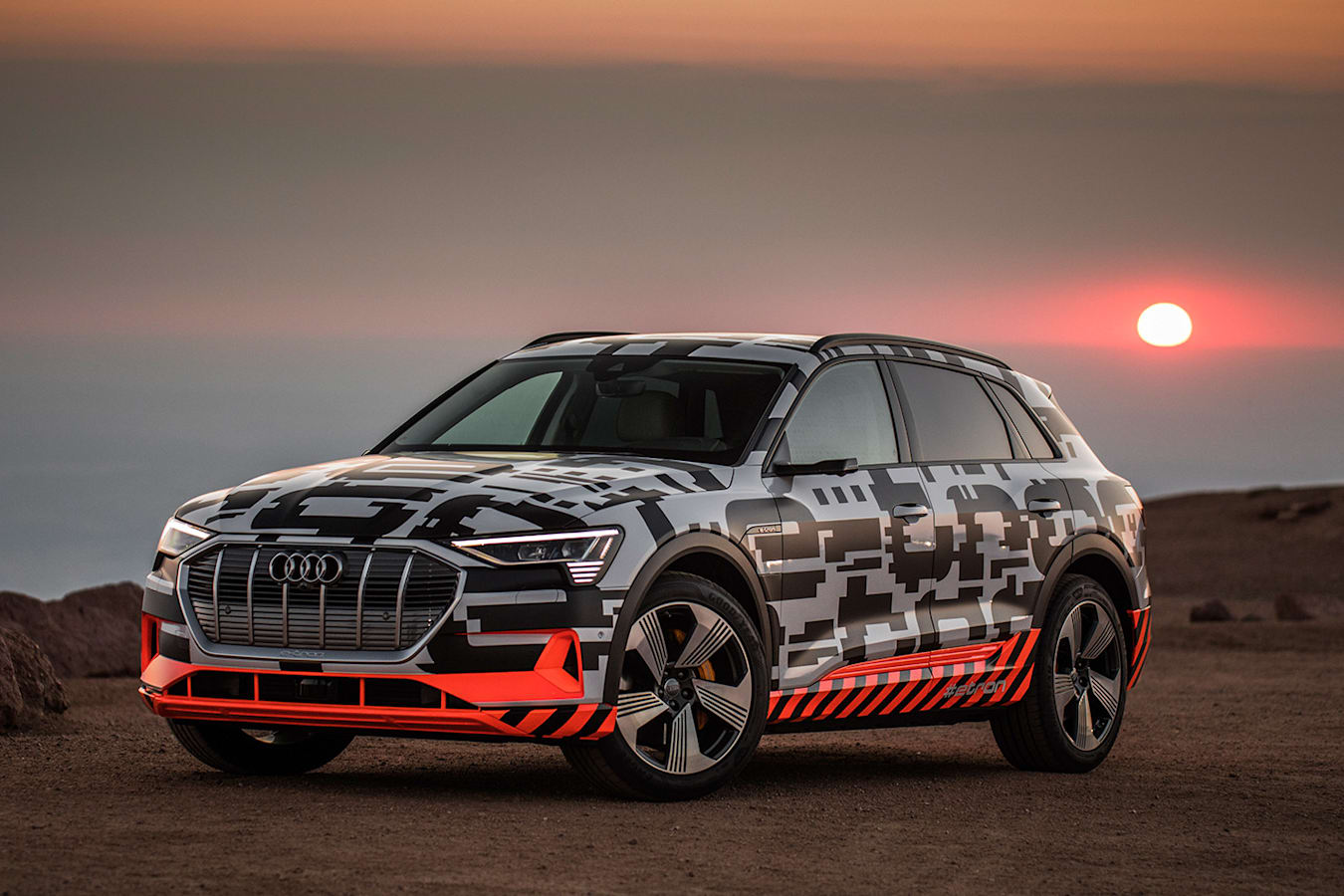 Audi E Tron Sun Jpg