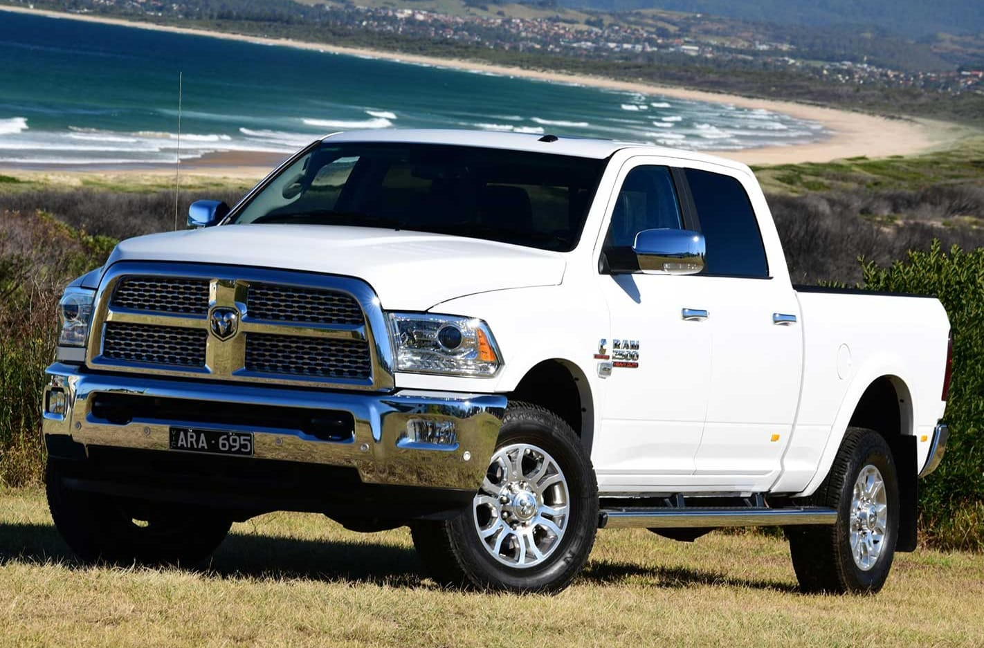 2018 RAM 2500 And 3500 Beefed Up Jpg