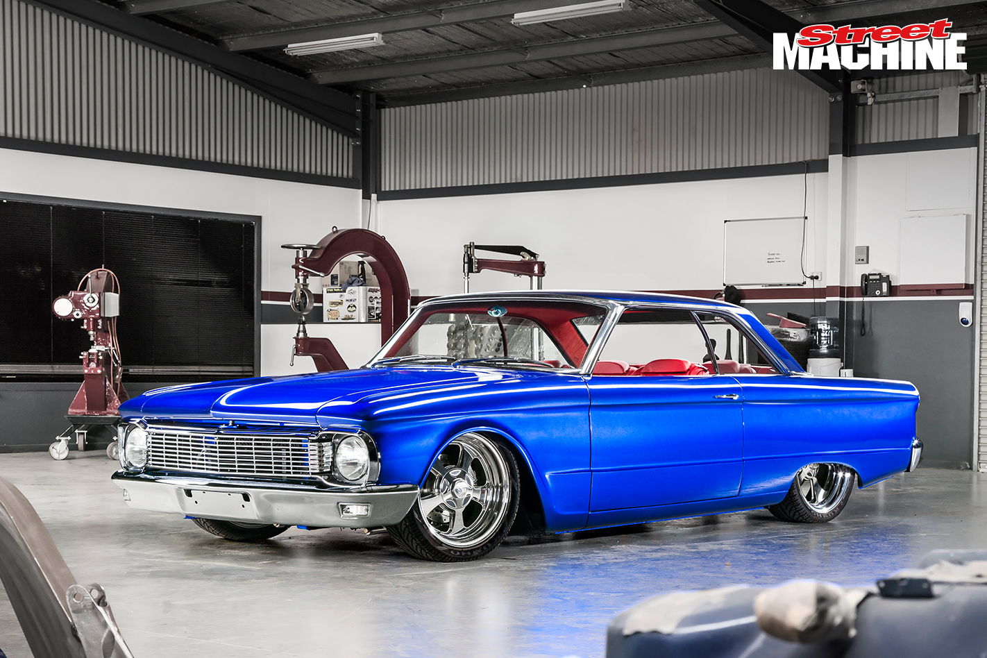 Ford XP Falcon Coupe 2 Nw