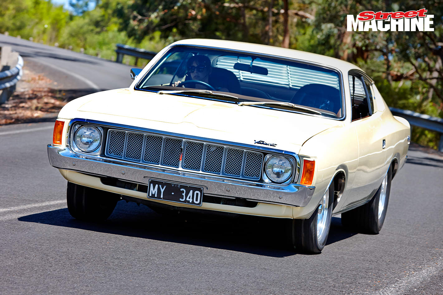 VJ Valiant Charger 8 Nw