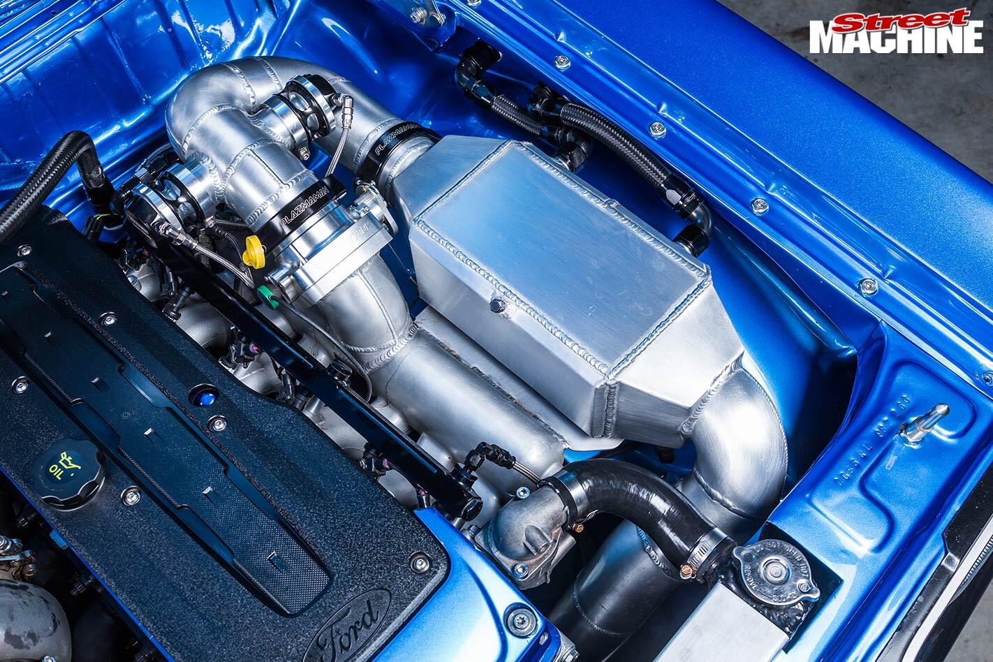 Ford Cortina engine