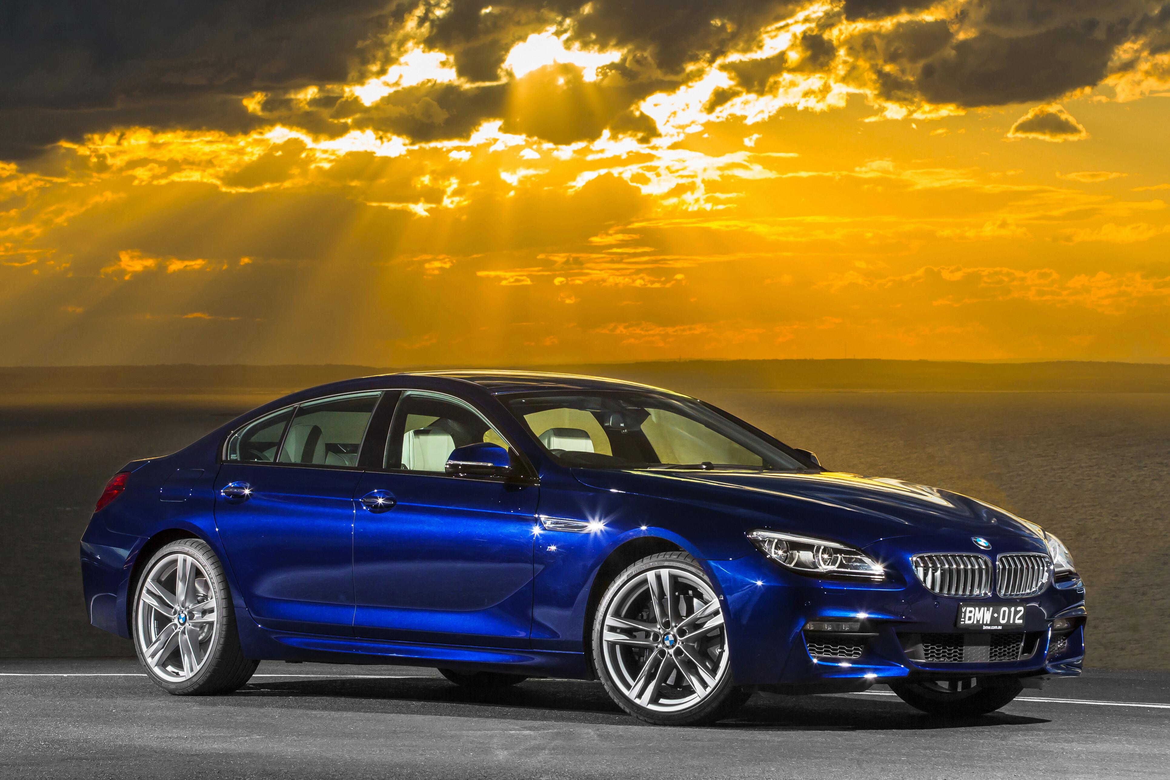BMW650i Gran Coupe4