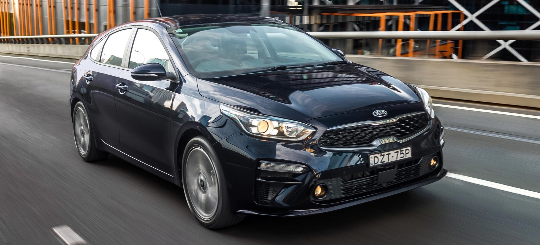 2019 Kia Cerato Sport Hatch quick review feature