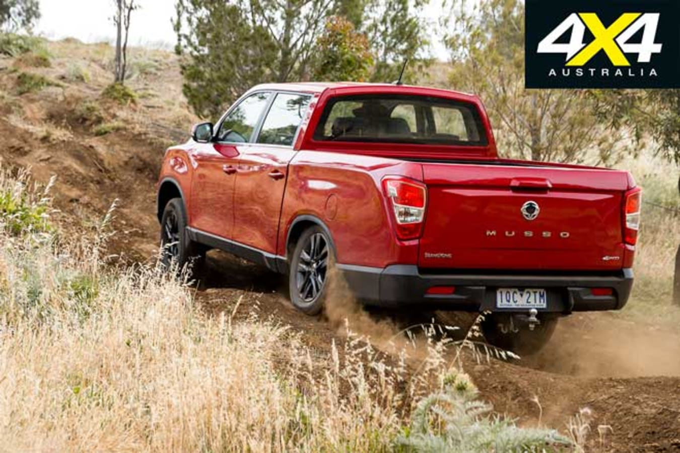 2020 4 X 4 Of The Year Ssangyong Musso XLV Ultimate Hill Climb Jpg