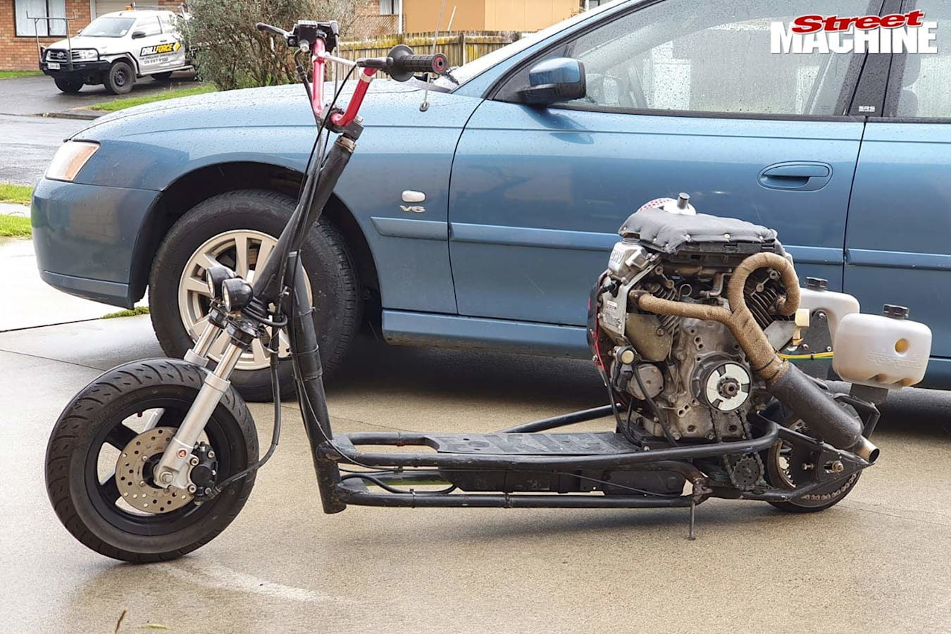 scooter project