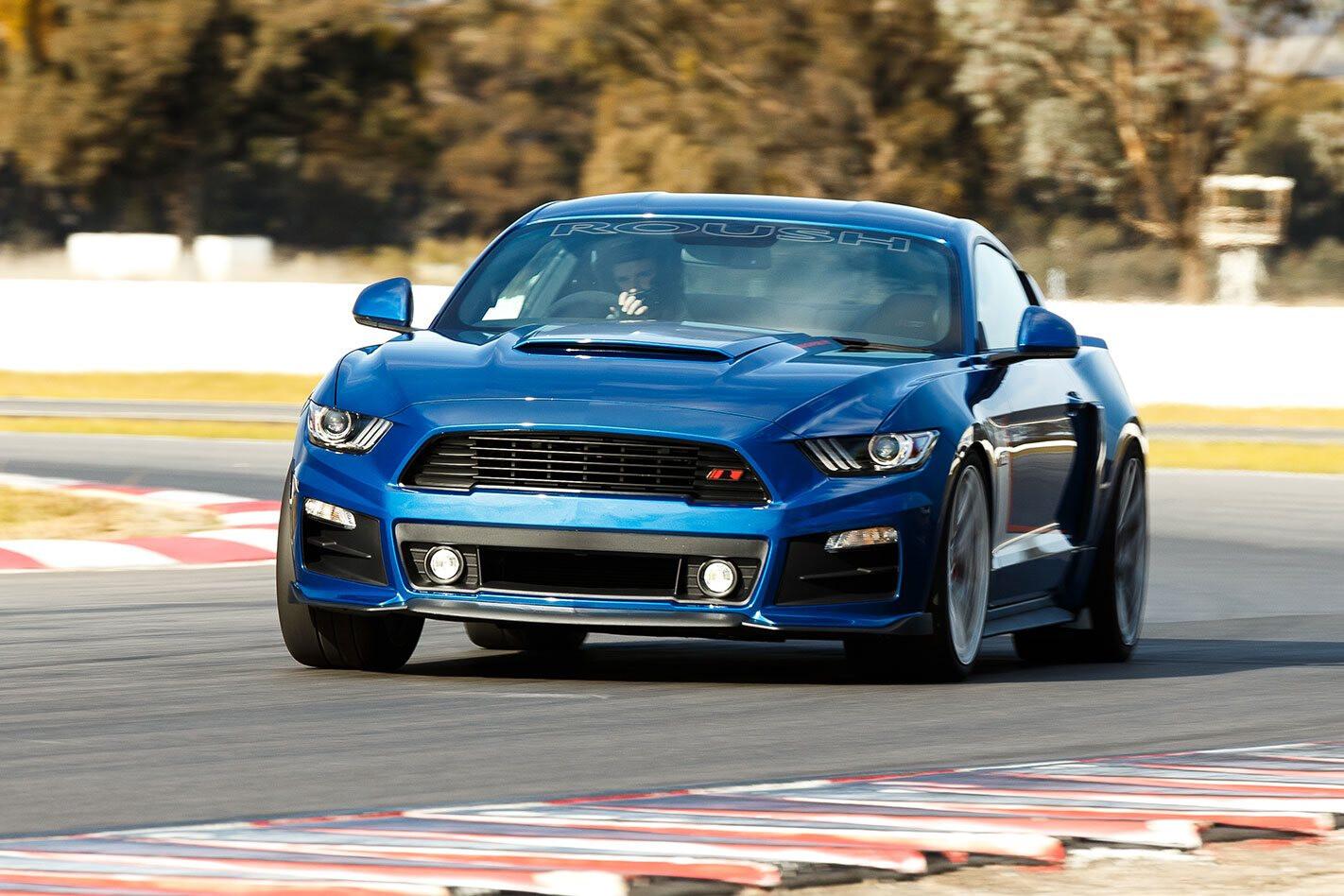 Ford Mustang Hot Tuner 2017 Winner Mustang Motorsport MM R727 feature