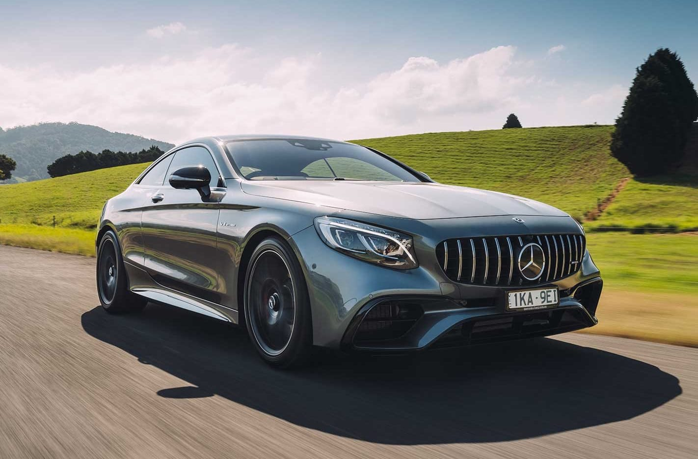 2018 Mercedes-AMG S63 Coupe performance review