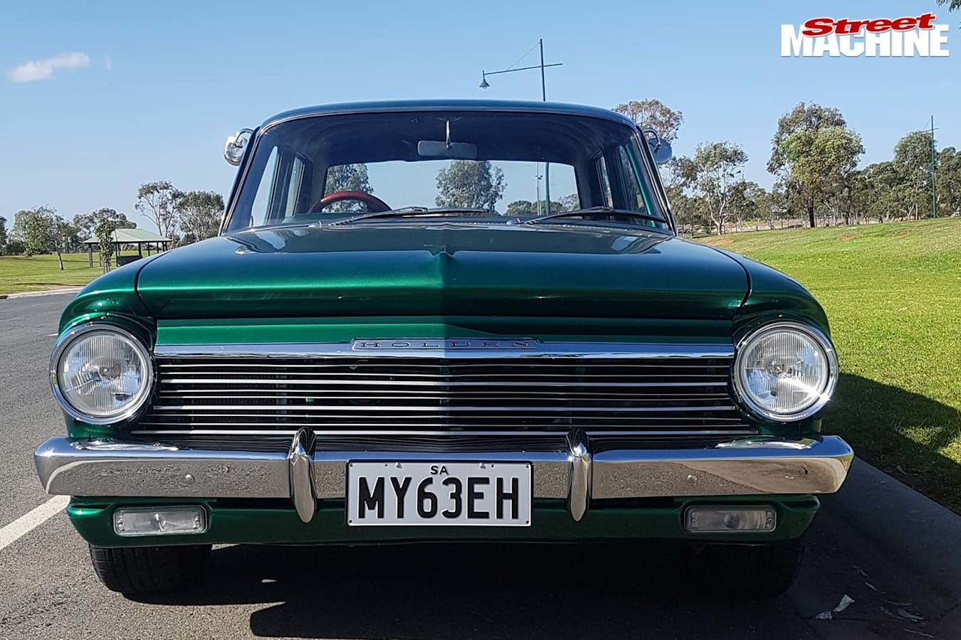 Holden EH front