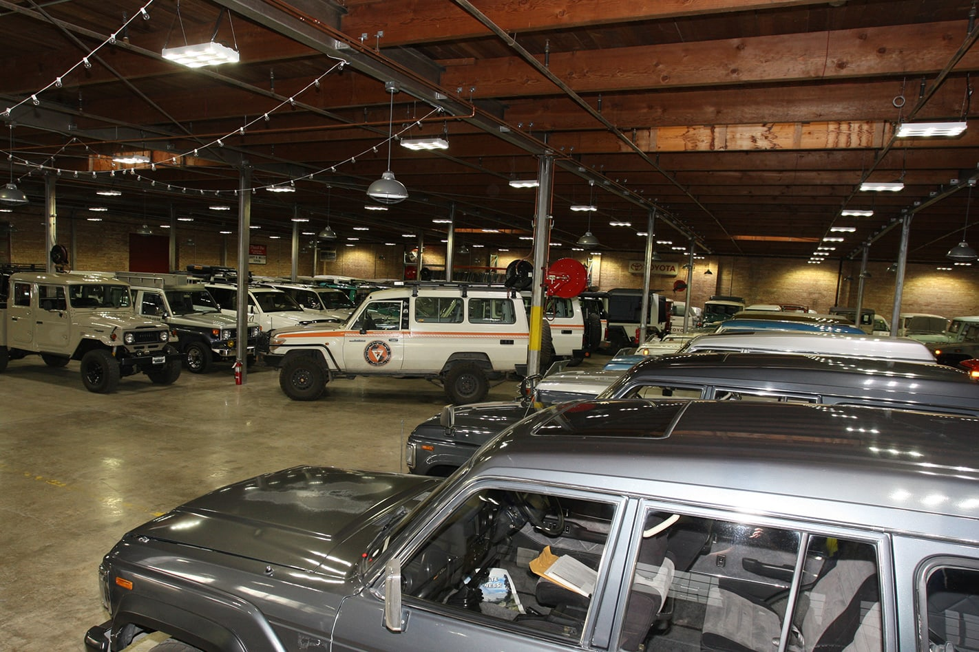 Land Cruiser Museum Collection