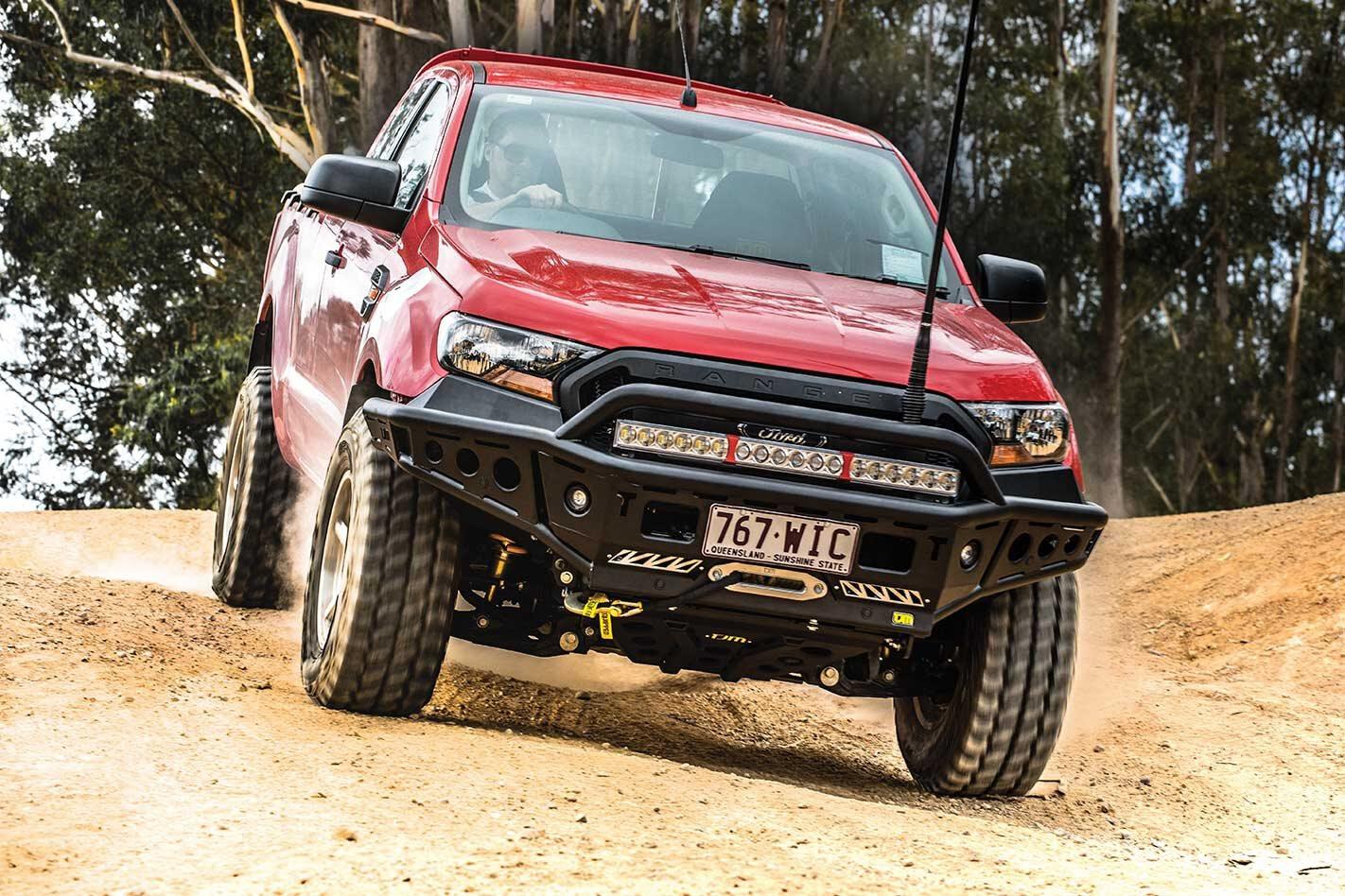 TJM Chaser Series Bull Bar announced