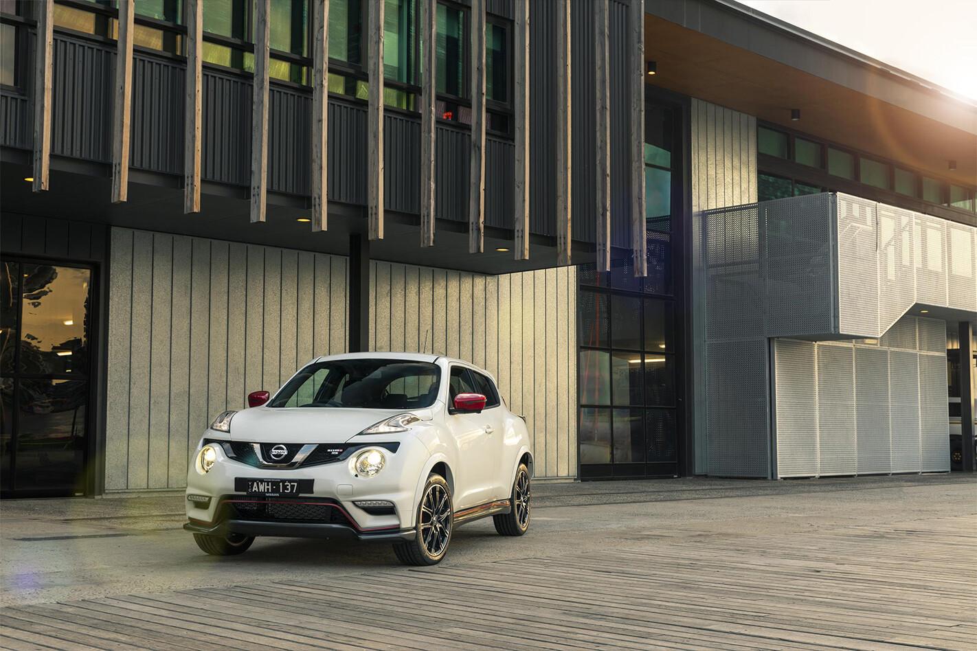 Nissan Juke Nismo Rs Front Jpg