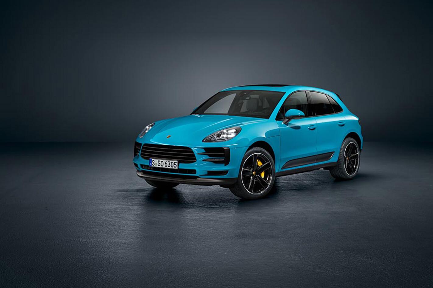 Porsche Macan Front Qtr Jpg