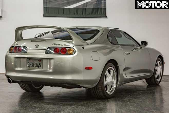 1998 Toyota Supra Rear Jpg