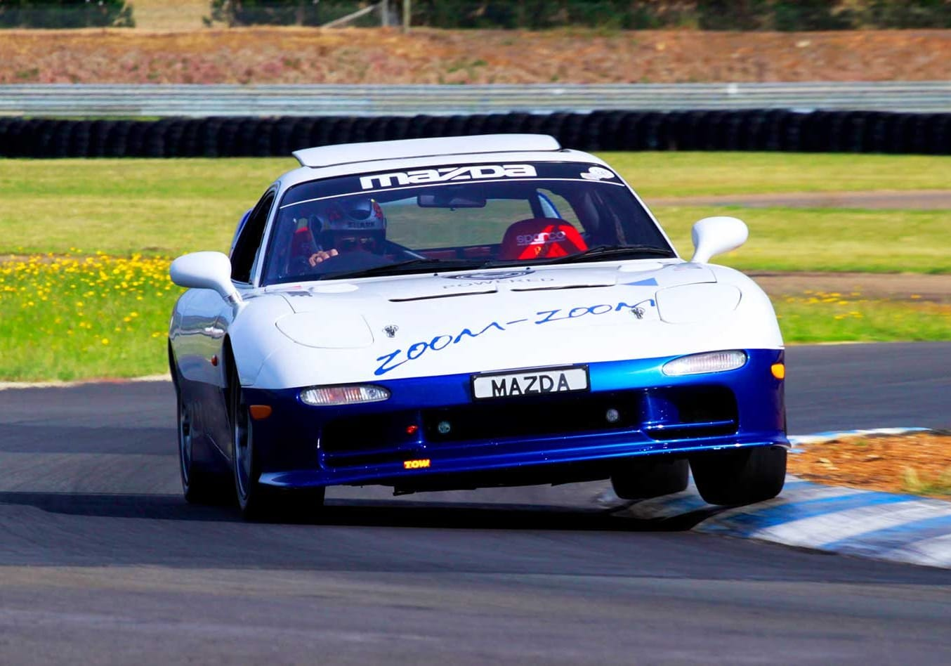 1995 Mazda RX 7 SP quick review classic MOTOR