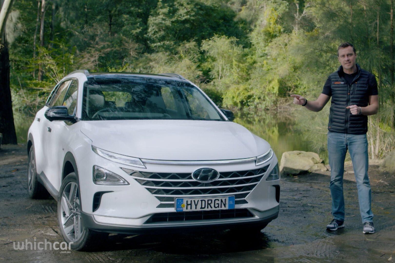 Hyundai Nexo Daniel Gardner