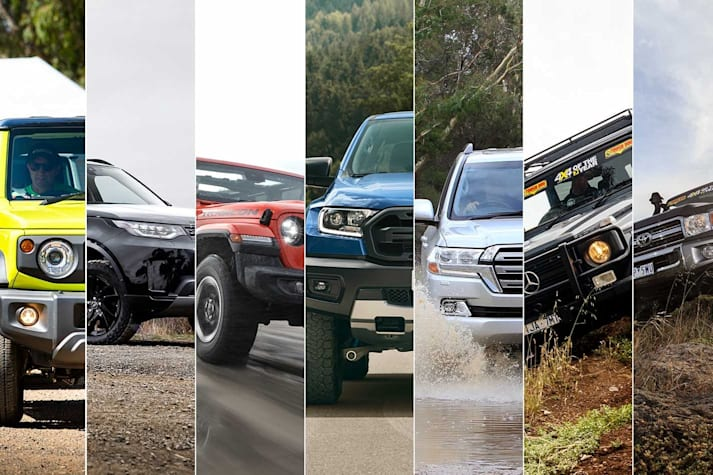 2019 best new off-road 4x4s