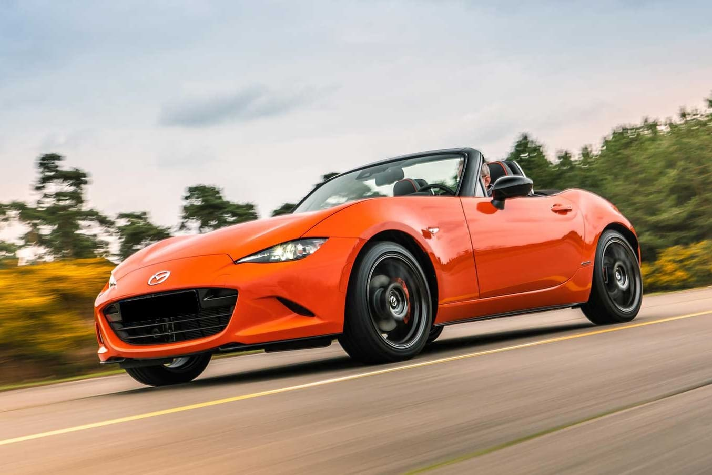 2019 Mazda MX-5 30th Anniversary Edition review
