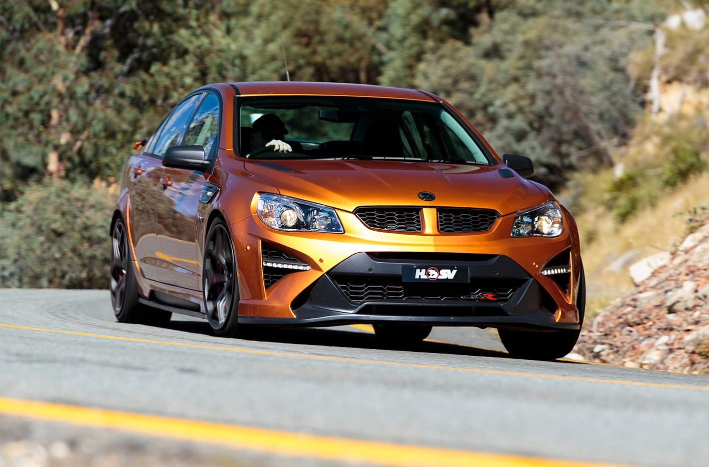 2017 Holden Commodore the end of daze