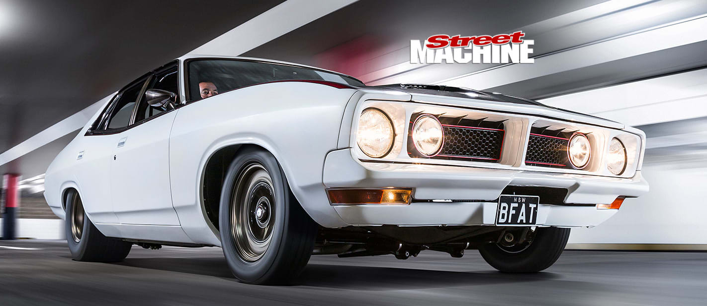 ford falcon xb onroad nw