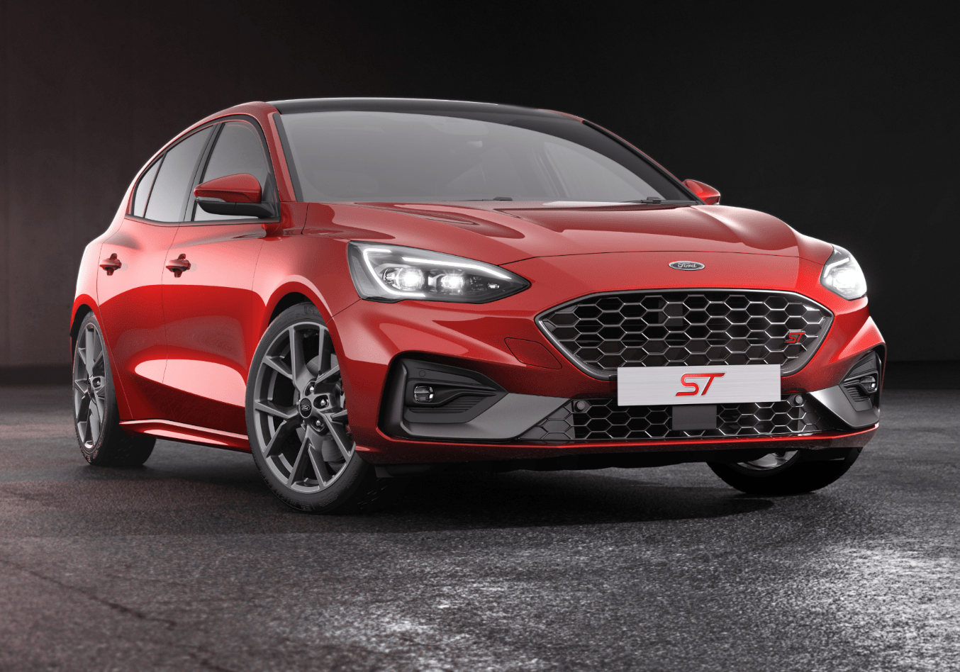 2021 Ford Focus ST 3 Normal Png