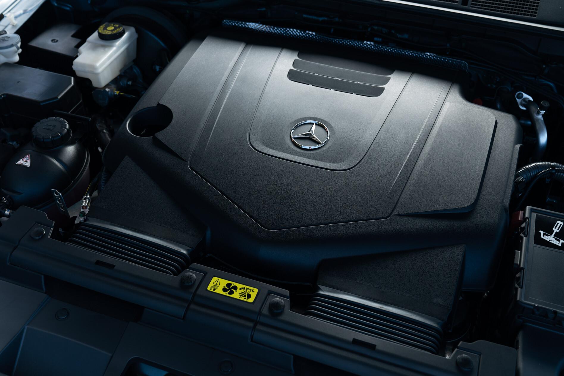 2019 Mercedes-Benz X350d