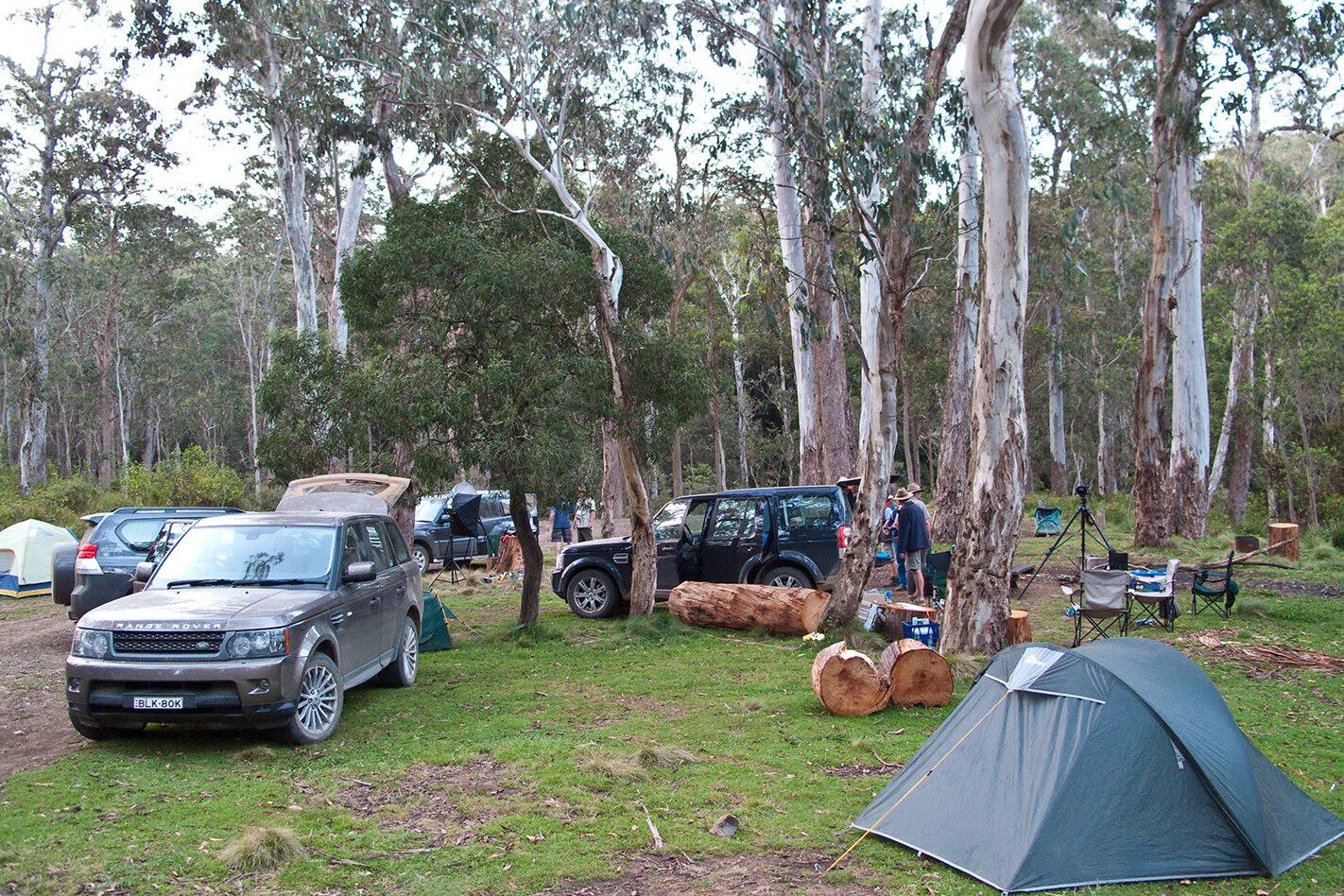 Barrington Tops National Park camping