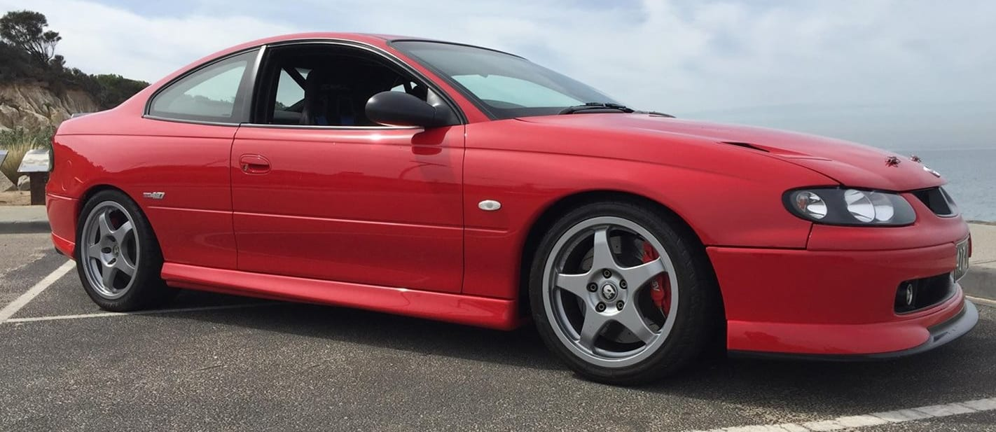 One-off HSV HRT 427 Monaro hits the market for $750K