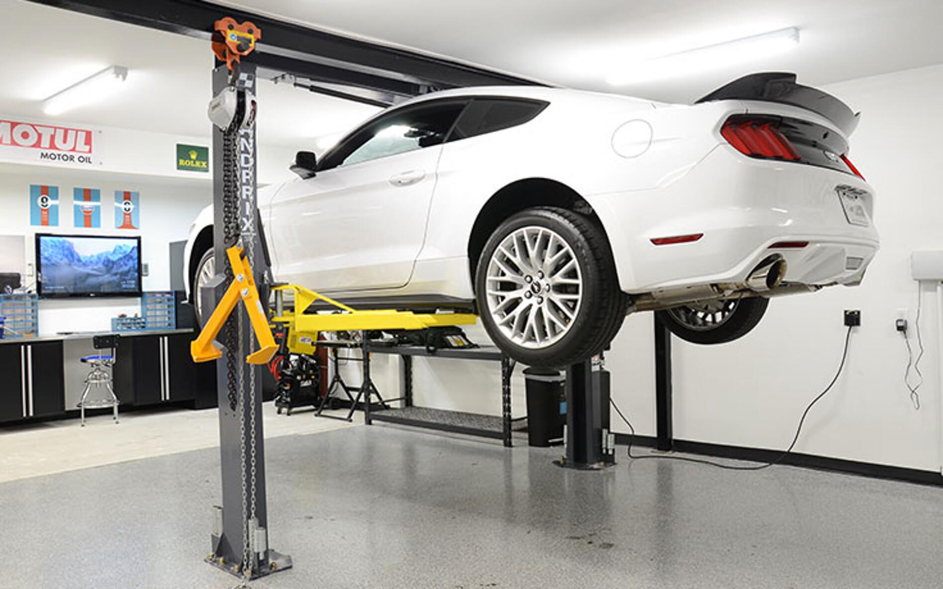 garage hoist