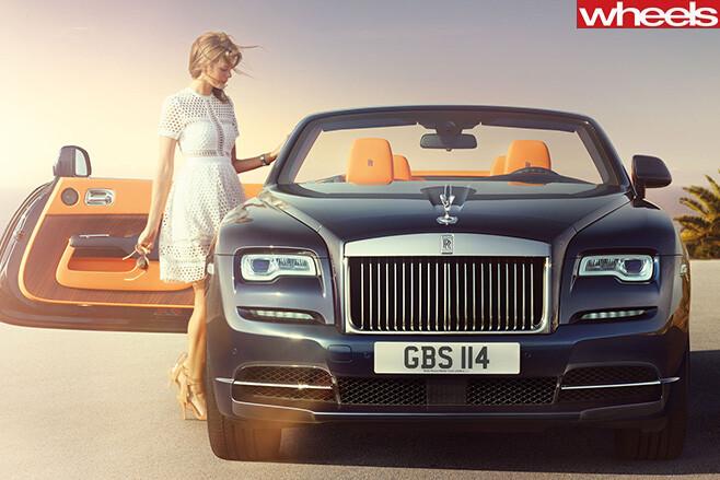 Rolls -Royce -Dawn -front-