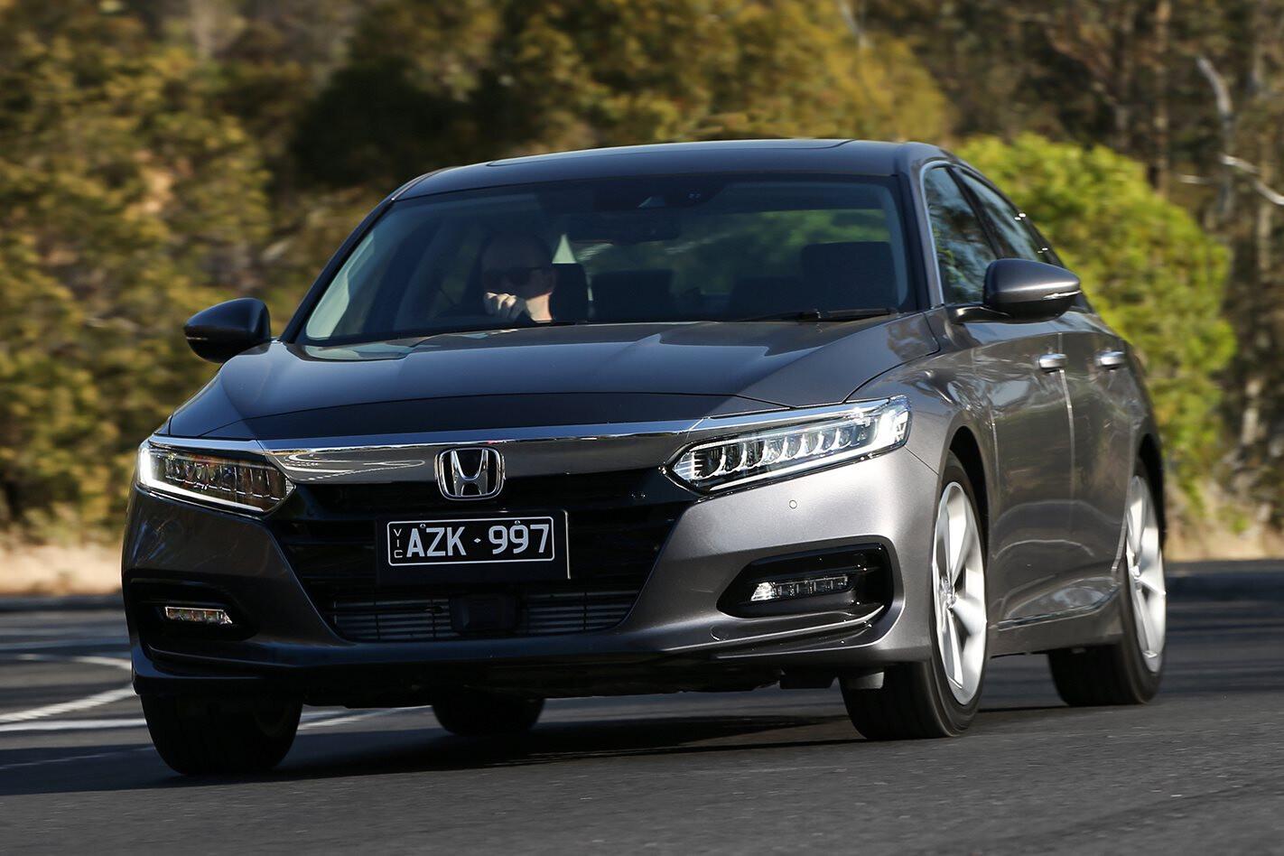 2020 Honda Accord Vtilx Petrol Front Action Jpg