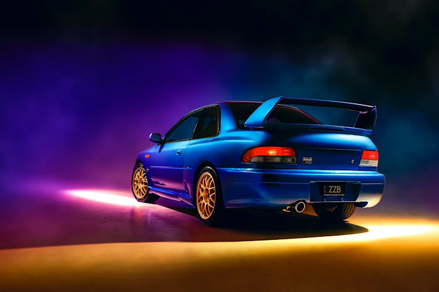 1998 Subaru Impreza WRX 22B-STi Version Modern Classic