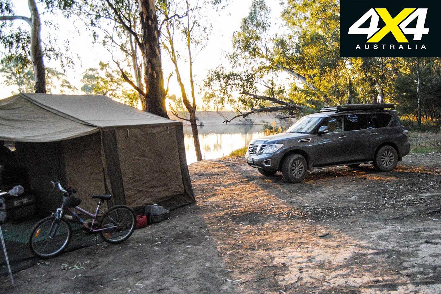 4 X 4 Shed 2017 Nissan Patrol Ti L Sunset Jpg