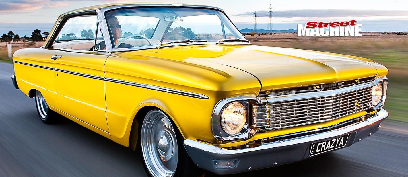 ford falcon xp coupe front 2 nw