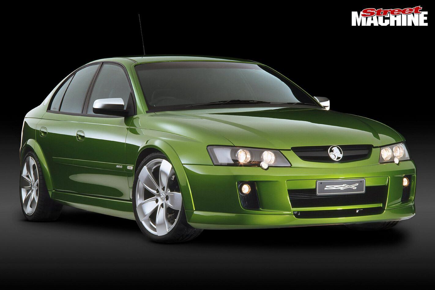 Holden SSX