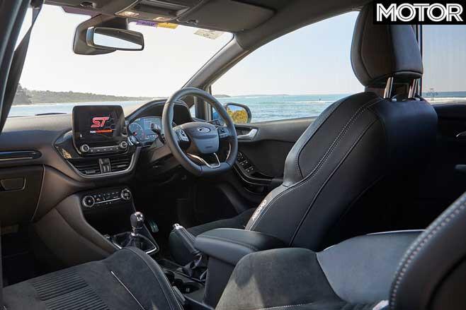 2020 Ford Fiesta ST Interior Jpg