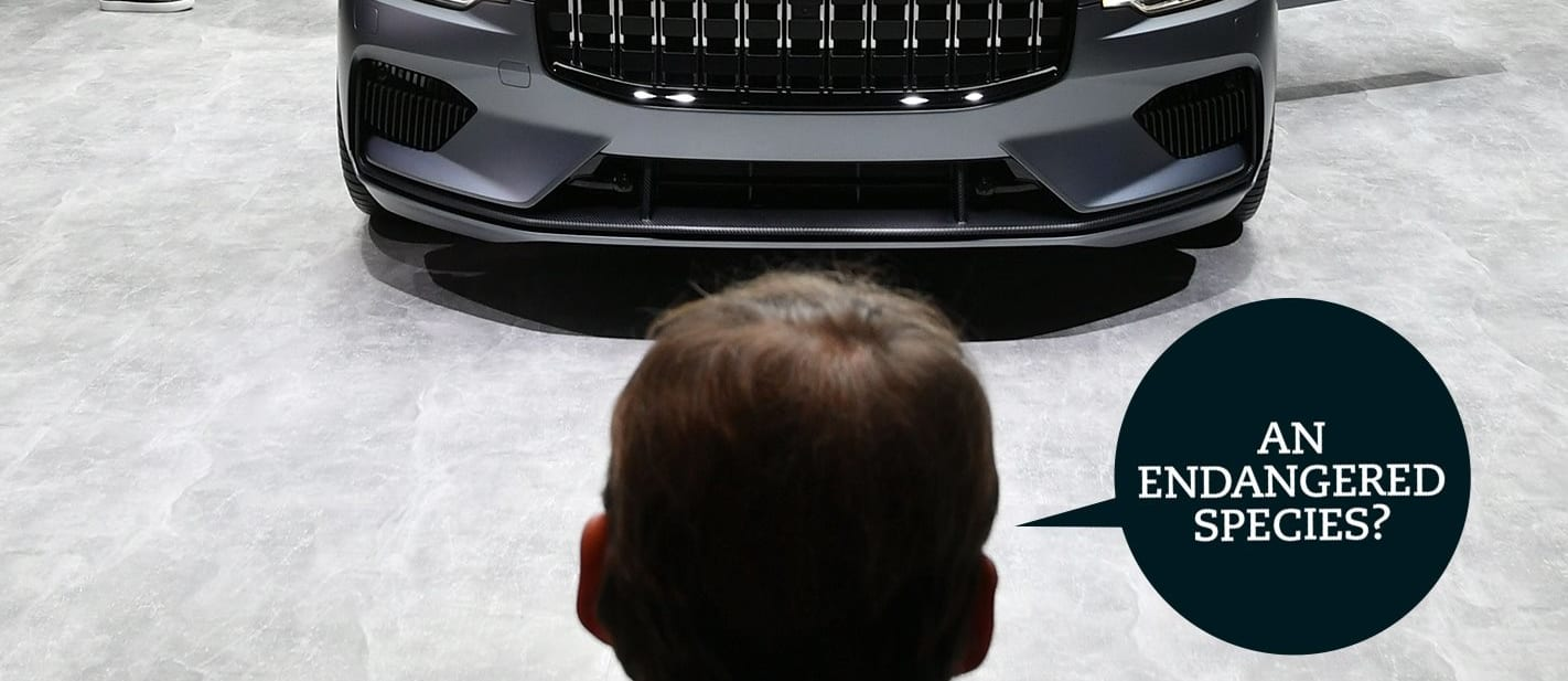 Editors letter The death of the Motor Show
