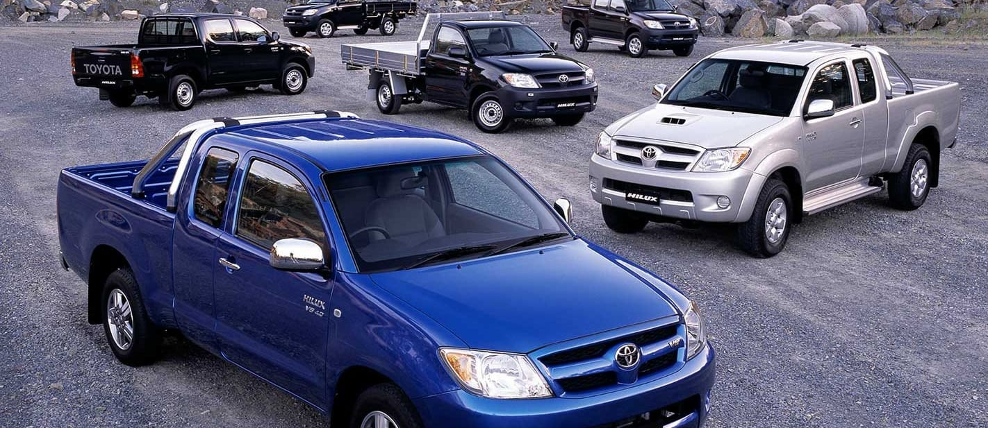 4x4 History 50 Years of the Toyota Hilux