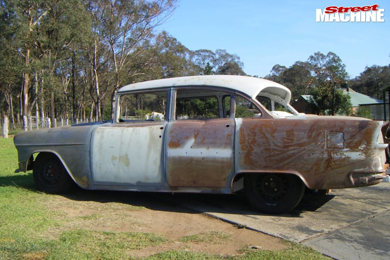 1955 Chevrolet project