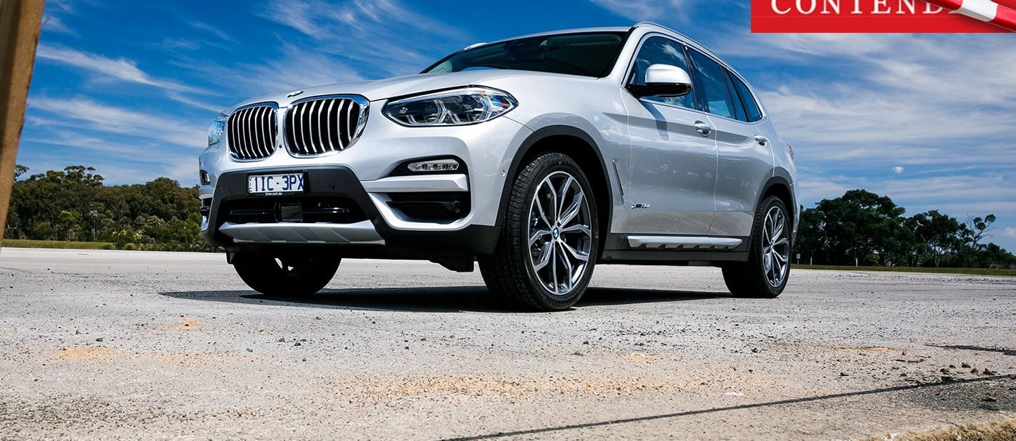 BMW X3 2018 Car of the Year contender