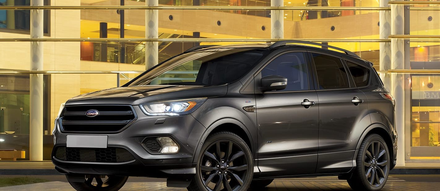 Ford Escape St Line Front Jpg