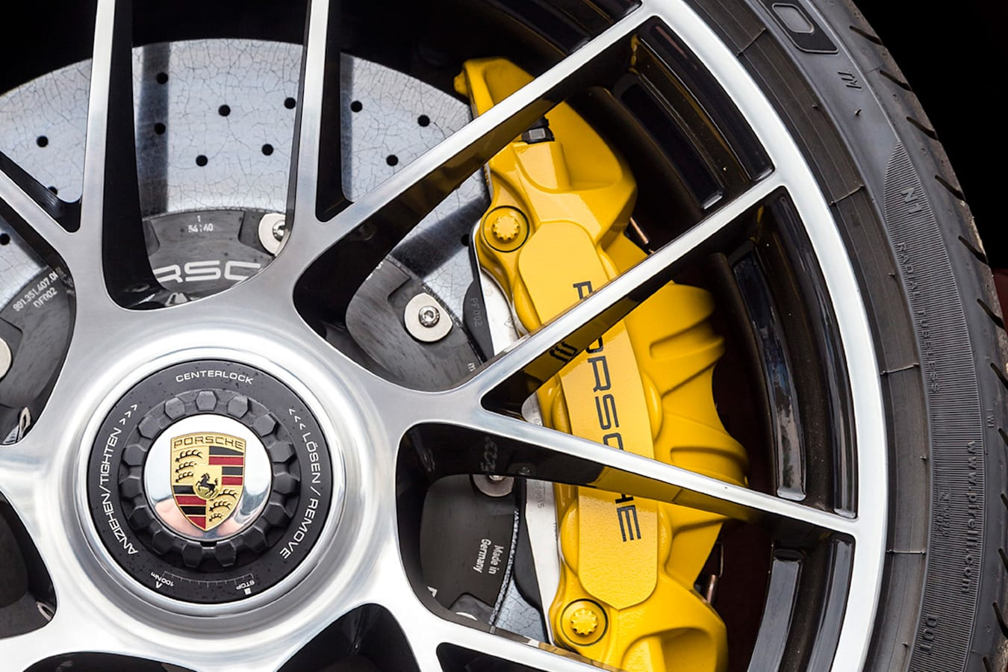 Porsche Pccb Carbon Brakes Jpg