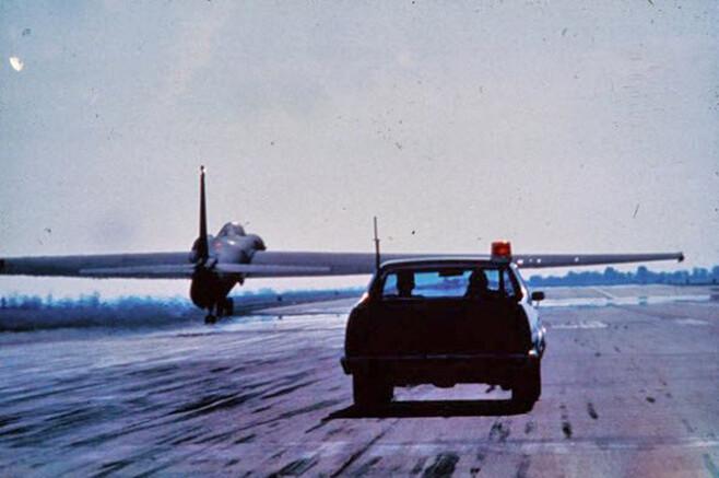 U-2 chase car history